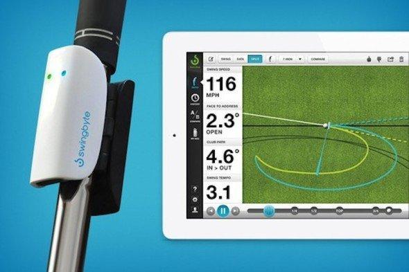 智慧 Swingbyte 高爾夫球練習器