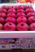 【已售完】日本進口產地直送富士蜜蘋果 10kg 盒,36顆