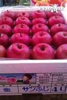 【已售完】日本進口產地直送富士蜜蘋果 10kg 盒,26顆