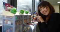 辦公室裡賣零食,Glico為你補充能量!