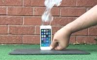 接受 GS5 挑戰 iPhone 5s HTC One M8 冰桶對決 [影片]