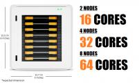 以 ARM 架構所打造的世界最小型數據中心 MACH IV
