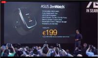 IFA 2014 : Asus 正式發表 ZenWatch , 199 歐元並且基於 Android