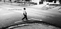 穿戴式社會創新:導盲鞋指引方向