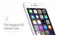 iOS 8 下星期正式公開推出