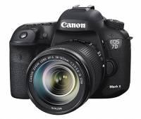 Canon EOS 7D Mark II 正面照與規格曝光