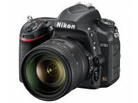 搭載可翻轉 LCD 與複合材質搭配鋁鎂機身, Nikon 發表 FX 格式 D750 單眼相機