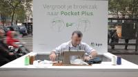荷蘭電信公司免費幫你把牛仔褲的口袋加大,好輕易裝入 iPhone 6 Plus