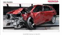 在車子做出來之前先在電腦撞個幾遍再說! Honda 利用 GPU 模擬車禍時汽車結構變化降低事故死亡