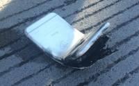 iPhone 6 不幸意外: 彎曲不只還著火