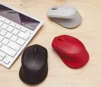 羅技推出無線滑鼠 M280 無線滑鼠鍵盤組 MK345 時尚設計 卓越性能與舒適操控完美結合 處處令人驚艷