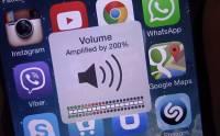 iPhone 不夠大聲 你可以將音量升至 200