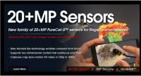 OmniVision 發表兩張手機用大面積感光元件,皆具堆疊式結構與焦平面相位差對焦