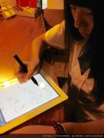 Adonit Jot Touch with Pixelpoint 數位繪圖簡單上手的好工具