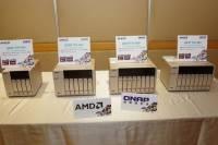 QNAP 導入 AMD G 系列 APU 推出 TVS-x63 NAS,提供競品未具備的虛擬化與一機多用性