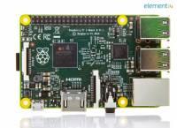 採用 Broadcom 新處理器獲得大幅效能提升, Raspberri Pi 二代 Type B 亮