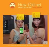 不準真的不用錢!微軟推出照片年齡判讀網站 How-Old.net