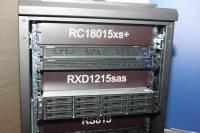 Synology 發表針對企業級應用的彈性套組 RC18015xs+ NAS 伺服器,搭配 DSM 5.2 發揮最大總效