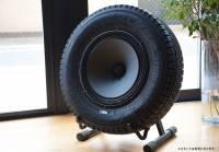 超Man的廢輪胎單聲道喇叭