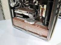 "Computex 2015:Cooler Master ""Game Of Thrones 權力遊戲"""