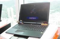 Computex 2015 :內建圓剛技術的直播功能的 NVIDIA G-Sync 電競筆電, Aorus 展出雙 GTX 965M 電競筆電 X5