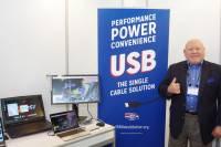 Computex 2015 : USB Type-C 海納百川,助於市場簡化 I O 設計
