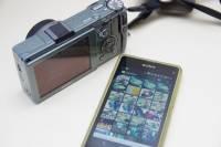 當相機都開始內建 WiFi 後, Eyefi 也選擇擁抱趨勢提供 app 可支援特定相機直接傳輸