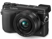 與 GF 系列差異更顯著, Panasonic 推出 GX7 可換鏡頭相機