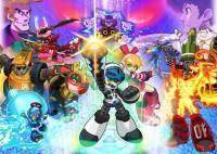 SCE 宣布洛克人之父稻船敬二作品 Mighty No.9 將於 PS4 PS3 與 PS Vita