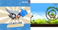 Angry Birds 2(憤怒鳥2)自7月30日上架至今已達成了一千萬次下載