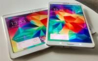 Samsung: 這次能對抗 iPad 揭曉新一個平板系列 Galaxy Tab S [圖庫+影片]