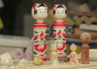 不喜歡娃娃的人也會喜歡上這個製作木芥子娃娃的影片