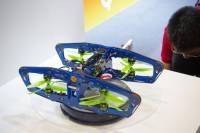 高通推出針對高階無人機參考設計平台 Snapdragon Flight ,基於 Snapdragon