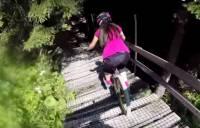 快來參加自行車精彩路線大賽