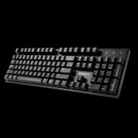 技嘉推出 Cherry MX 軸無邊框機械式鍵盤 FORCE K83