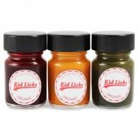 世界第一瓶可以吃的指甲油,使用有機蔬菜和水果製成