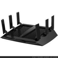 我的無線網路無極限!NETGEAR NIGHTHAWK X6 開箱介紹