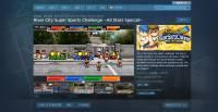 PC版《熱血行進曲》悄悄地在Steam平台登場
