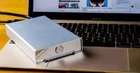 快用 AKiTiO 冰極光 Neutrino USB 3.1 Gen2 Type-C 硬碟外接盒擴充你的 MacBook!一般電腦也能用,而且還比 USB 3.0 快!