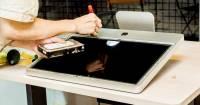 [蘋果急診室] 拆螢幕一點都不可怕!簡單三樣工具,讓你輕鬆拆開 iMac 換硬碟並清理灰塵~