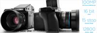 Phase One 發表一億畫素全片幅中片幅機背, CMOS 元件技術源自 Sony