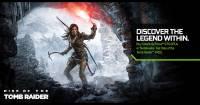 PC版《古墓奇兵:崛起》將與Nvidia 970 980 980 Ti顯示卡做限定同綑銷售