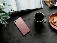 獻給玫瑰色的妳, Sony 發表玫瑰石英粉 Xperia Z5