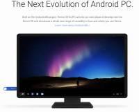 Remix OS for x86 PC 正式開放下載
