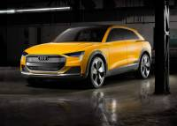 不僅有電動的 e-tron 系列, AUDI 在底特律車展展示燃料電池的 h-tron quattro 概念車
