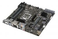 愛自己架設伺服器的玩家有新主機板可選了,華碩推出 Intel C236 晶片組織 P10S WS P-10S-M WS