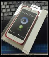 UPTIONTEK Sandwich 輕薄美型的 Samsung GALAXY S4 用保護框