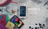 """最新超抵買手機: Motorola公佈""""Moto E""""超低價+優質硬件及規格 [影片]"""