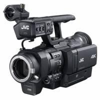 JVC 推出第一款採用 Nikon F Mount 攝影機 JY-HMQ30