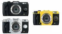 Pentax Q7 三色新機照洩露:將帶來更大的感光元件,機身顏色依然炫目